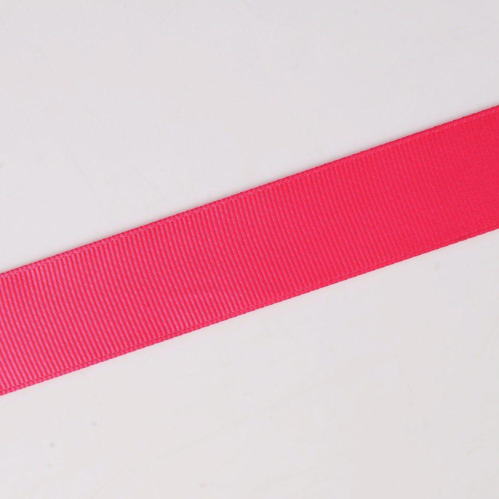 "5/8"" Solid Color Polyester Grosgrain Ribbon"