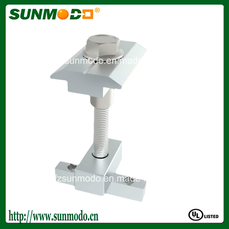 Unique Design Aluminum Solar MID Clamp