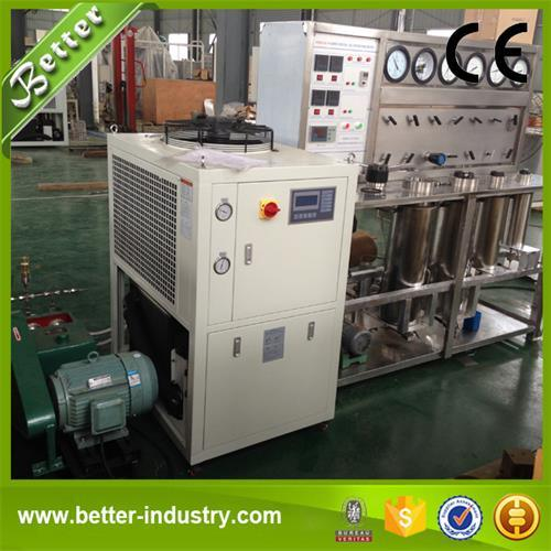 Supercritical CO2 Fluid Oil Extraction Plant Hemp Oil Processing Equipment