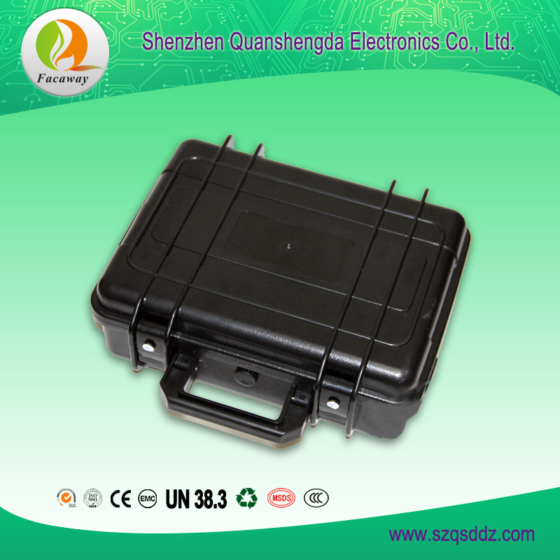 (QSD1604) 11.1V 120Ah Energy Storage Lithium Battery Pack