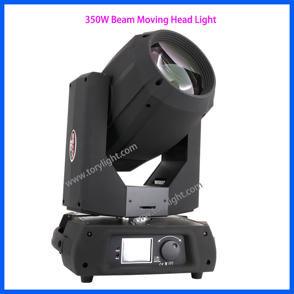 LED Stage Light 350W Beam Disco Moving Head DJ Light