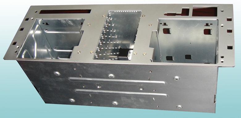 Custom Sheet Metal Fabrication, High Precision Sheet Metal Parts