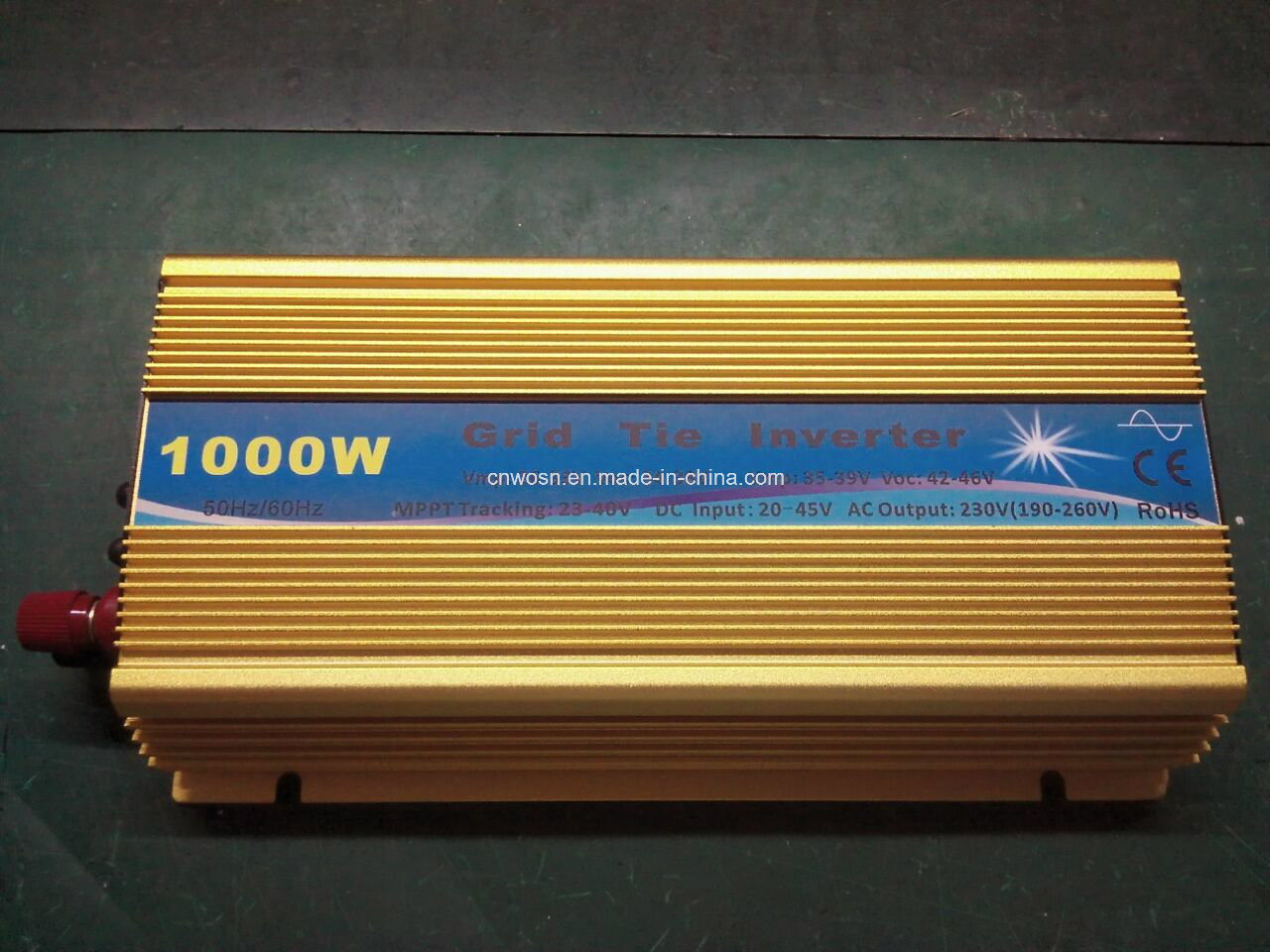 1000W/1kw on Grid Tie Solar Inverter for Solar Power System
