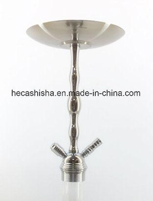 High Quality Smoking Pipe Zinc Alloy Hookah with Vaporizer Shisha Hookah