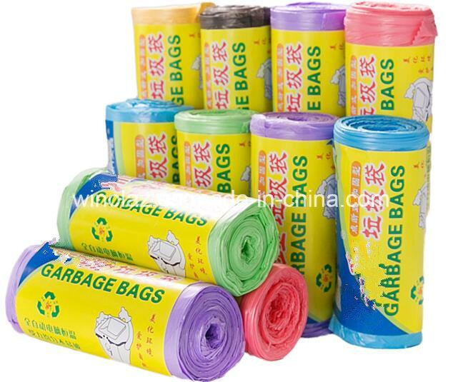 Disposable Plastic Rubbish Bag