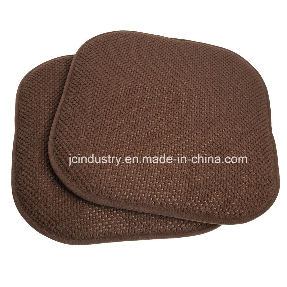 Orthopedic Massage Cushion Chair with Memory Foam Filling