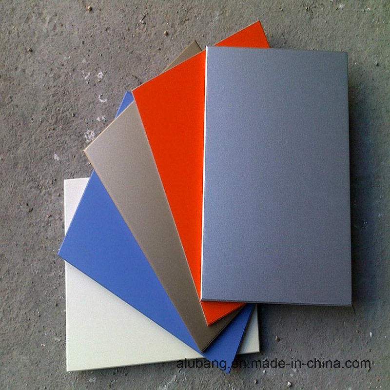 PPG and Becker Paint Aluminum Composite Panel (ALB-015)
