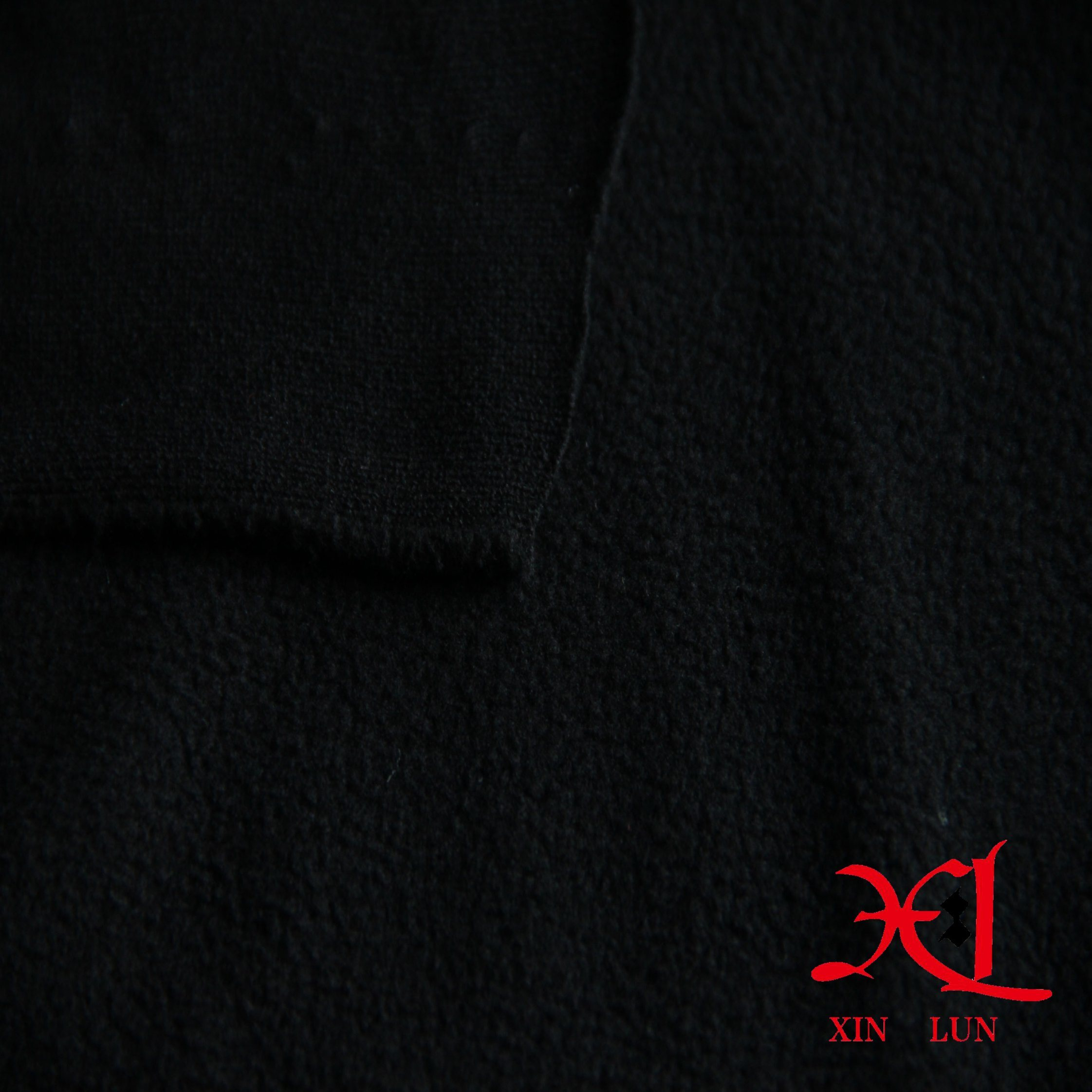 100% Polyester One Side Fleece Fabric for Jacket/Lining