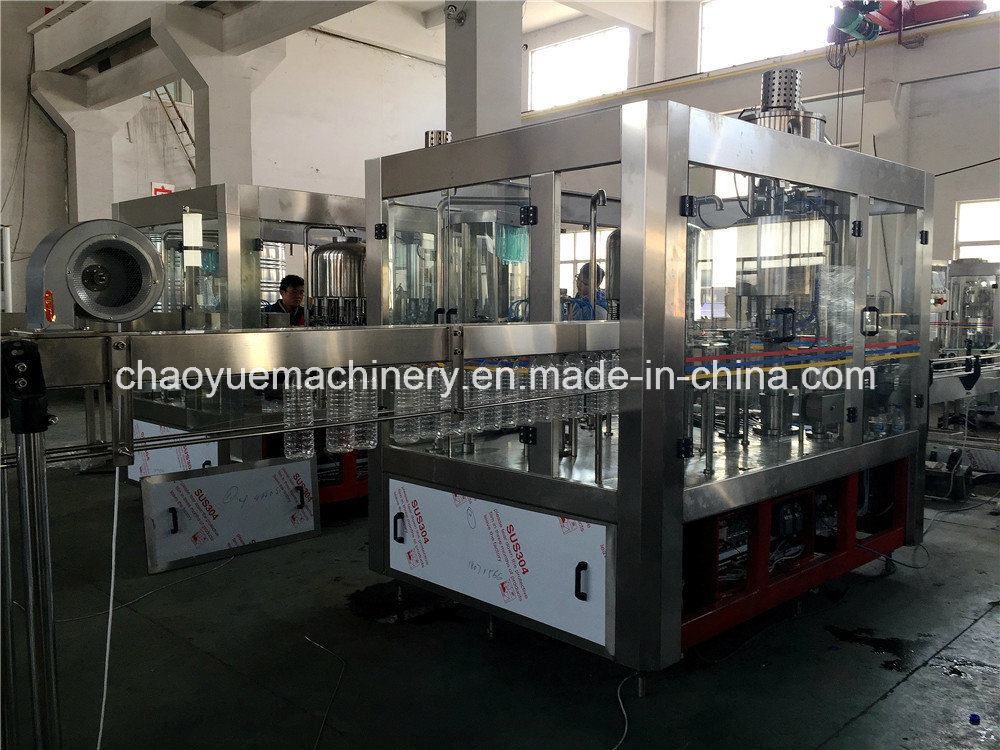 Top Cgf Series Mineral Water Bottle Filling Machine