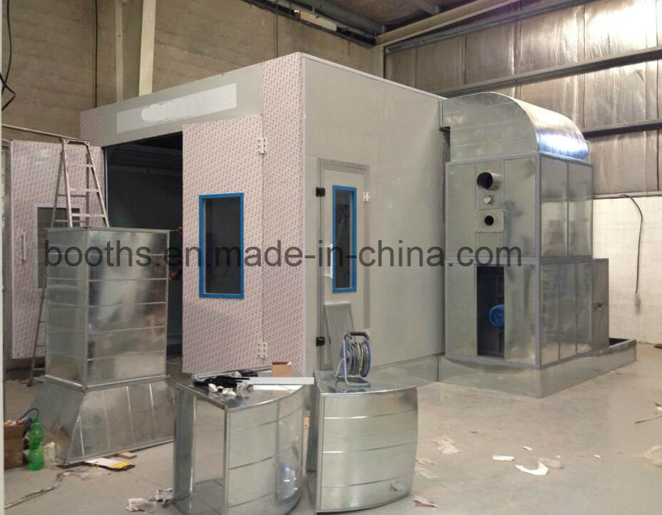 Automotive Paint Spray Booth with 2 Years Warranty Time