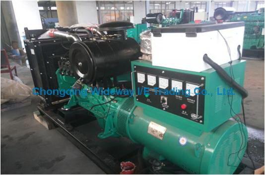 Lyk38g500kw High Quality Eapp Gas Generator Set