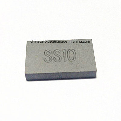 Tungsten Carbide Ss10 Tips for Stone Cutting
