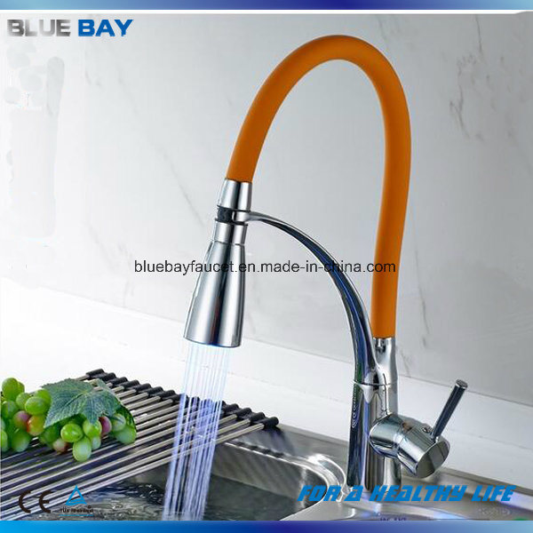 360 Rotating Kitchen Sink Water Tap Chromed Kitchen Faucets