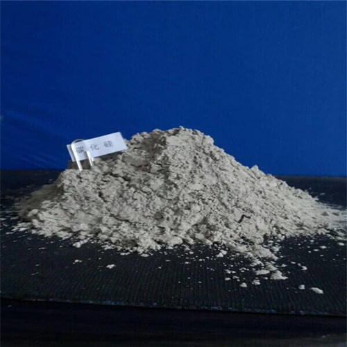 High Purity, High Density, Wear-Resistant, High Temperature Silicon Carbide Powder
