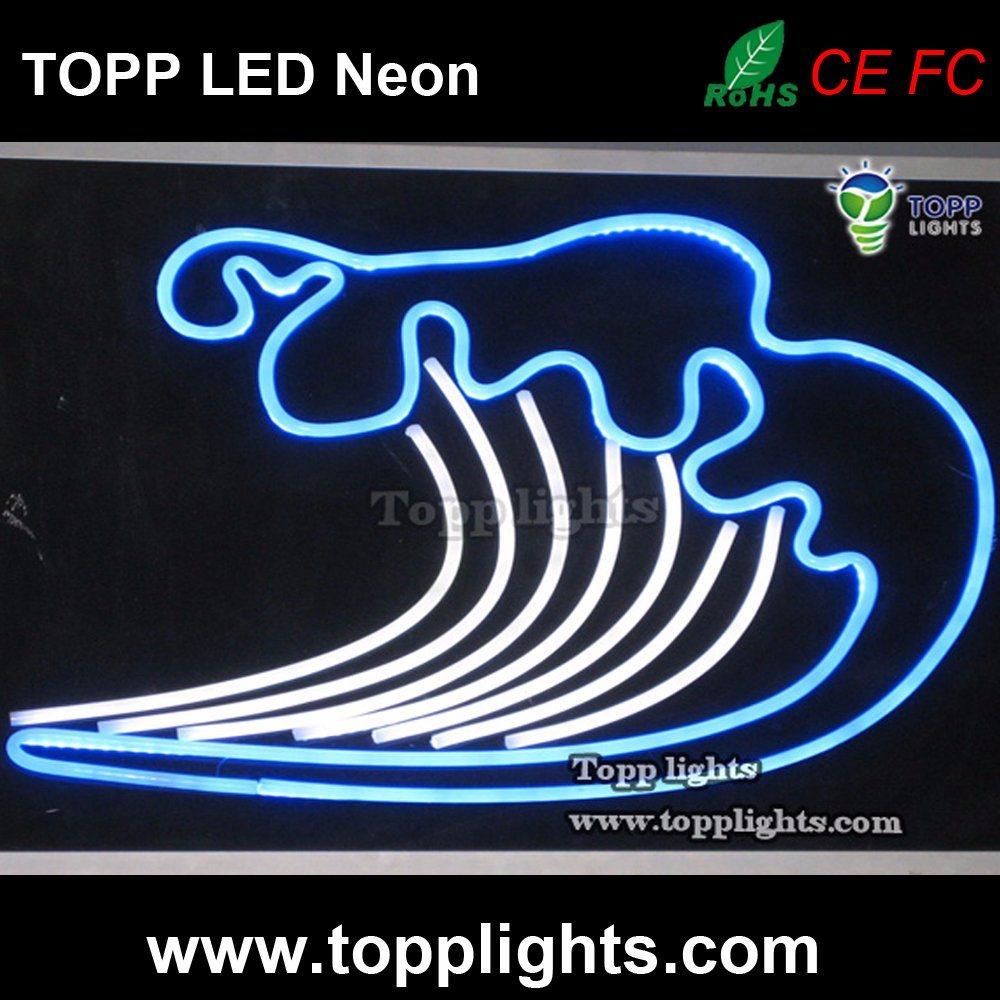 Super Flexible 12V Mini LED Neon Flex Light