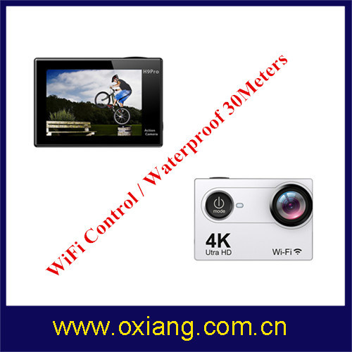 """4k HD WiFi Sports Action Camera 2.0"""" LCD 16MP Diving DVR Video Camcorder"""