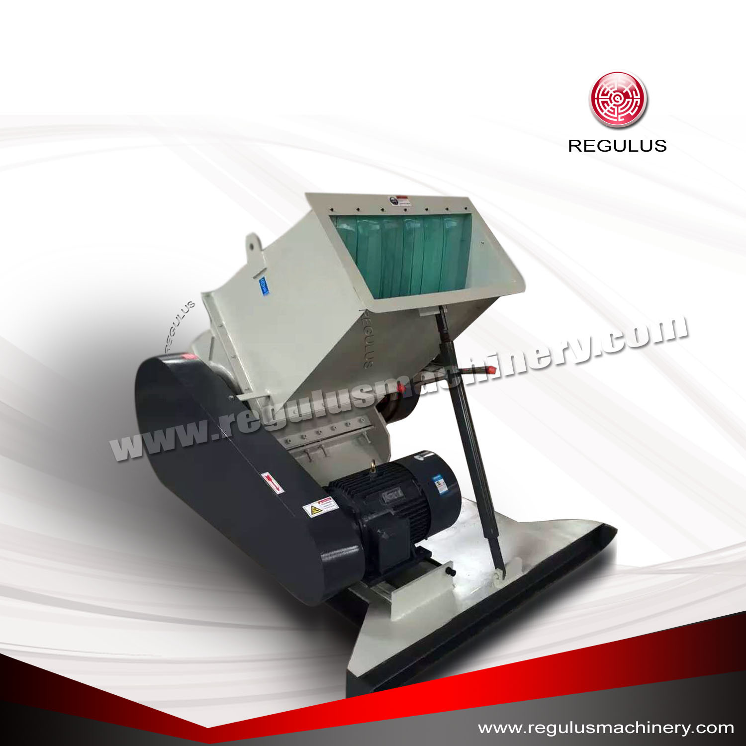 PVC Pipe Crusher/PVC Profile Crusher