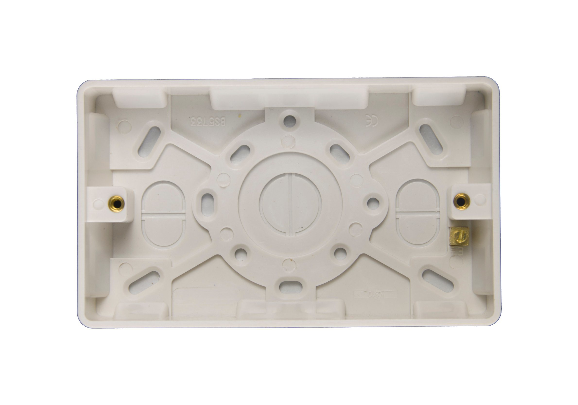 Durable 3*6 35mm Deep Pattress Box on The Wall