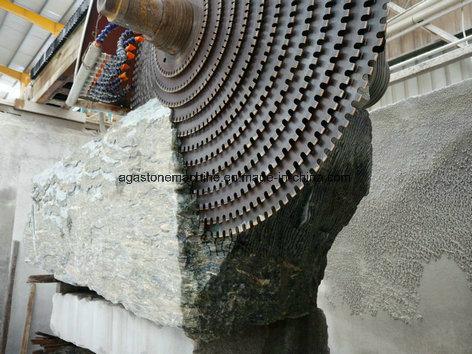 Diamond Saw Cutting Granite Block Into Slab Machine Block Cutter Dq2200/2500/2800