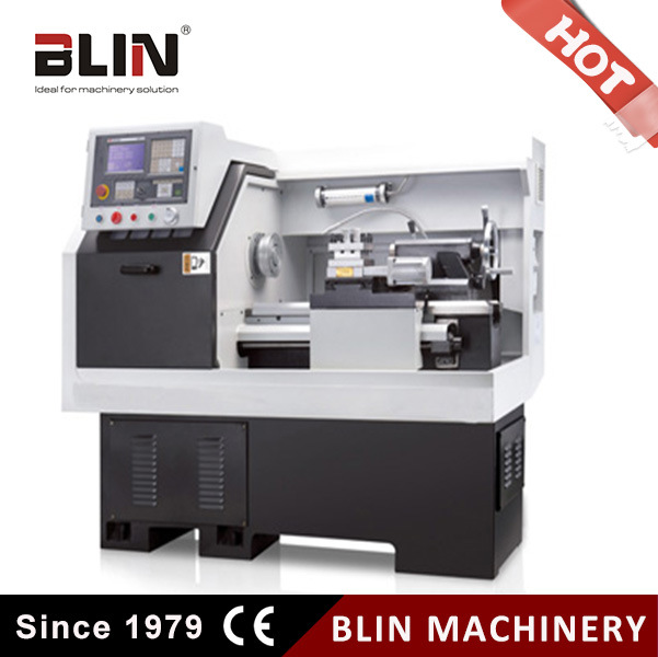 Bl-S6130 Economical High Speed Low Noise Flat Bed CNC Lathe
