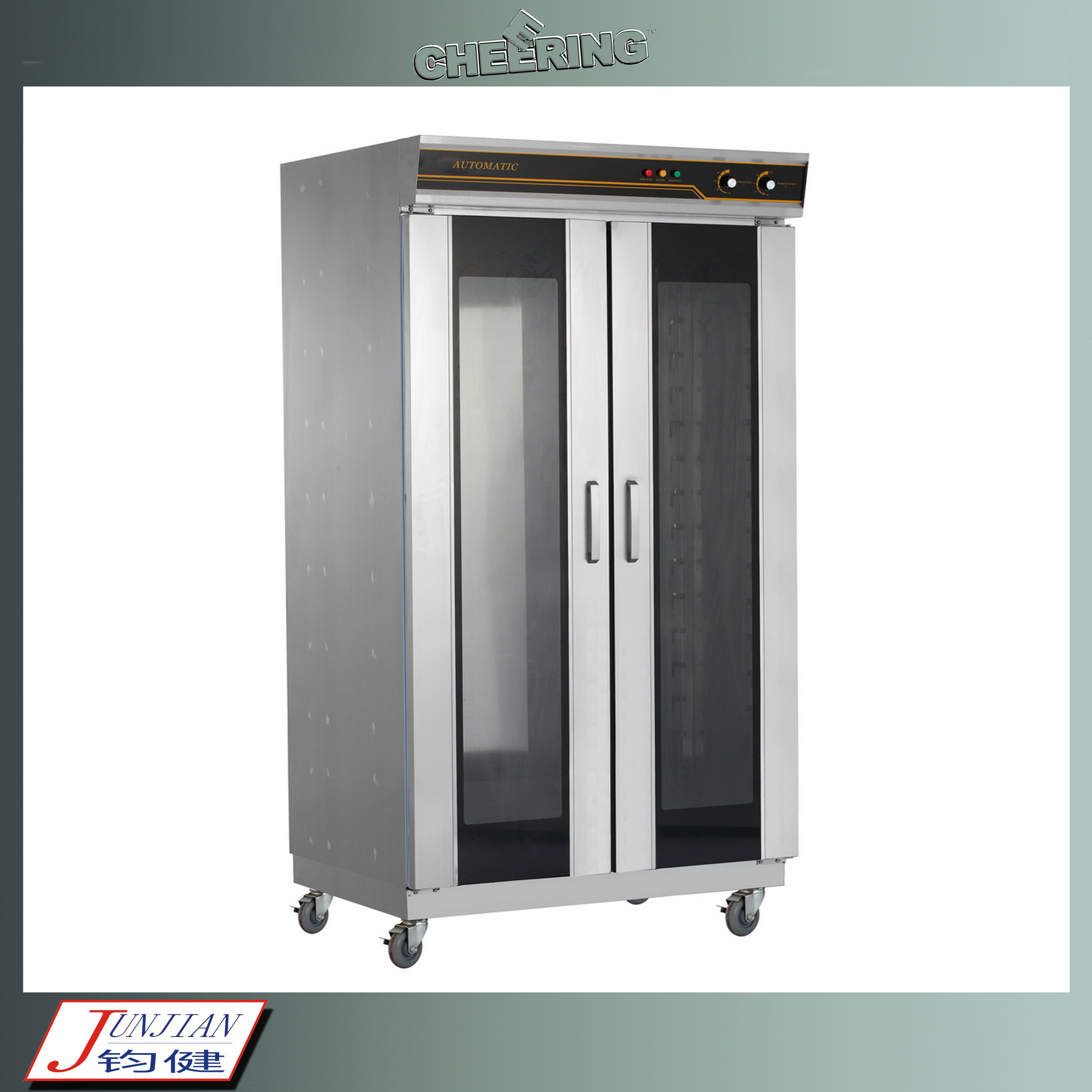 Commercial Electric Spray Food Steamer Proofer Prover for Bread Fermentation