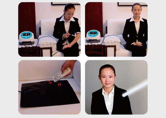 Household Medical Device Headache & Insomnia High Potential Therapy Machine