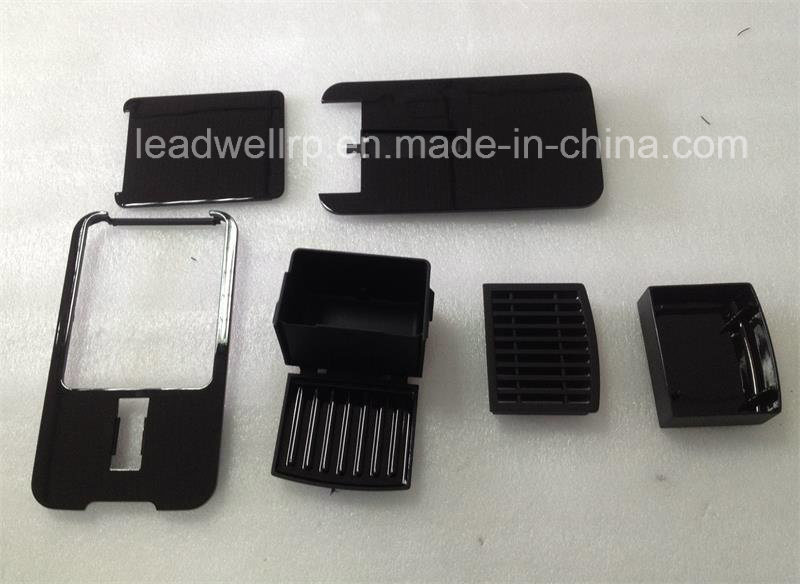 Customerized CNC Machining Prototype for Coffee Machine (LW-02397)