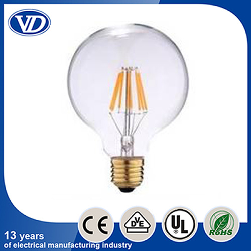 G125 Crystal Bulb 8W LED Bulb Light