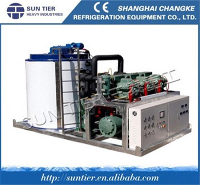 Flake Ice Machine/Waffle Making Machine /Ice Machine in China