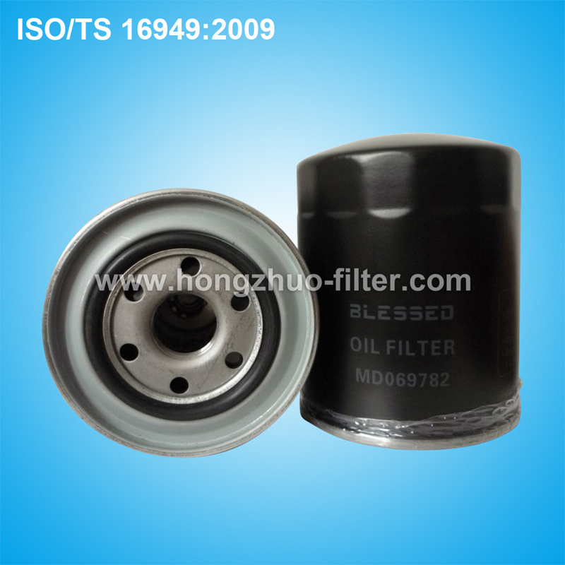 Oil Filter Md069782 for Mitsubishi