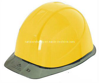 H Guard Safety Helmet with Transparent Visor Ntb-1