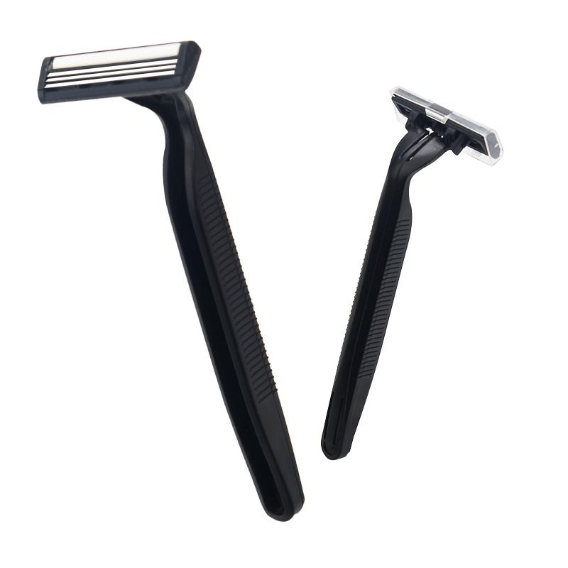 New Design Triple Blade Razor, Plastic Disposable Razor (JG-S903)