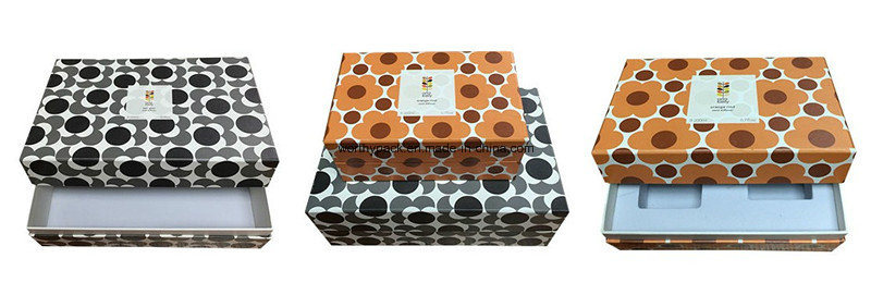 Cosmetic Gift Box for Candles and Perfume Packaging Purpose