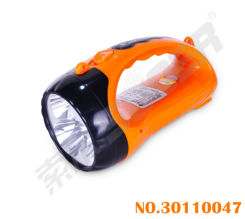 LED Portable Torch Rechargeable Searchlight with Factory Price (LD-507-Searchlight)