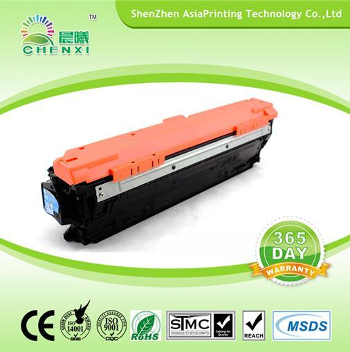 Remanufactured Laser Printer Cartridge CE740A CE741A CE742A CE743A Color Toner for HP