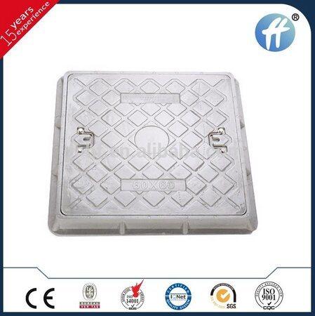 SMC FRP Composite Decorative Manhole Cover
