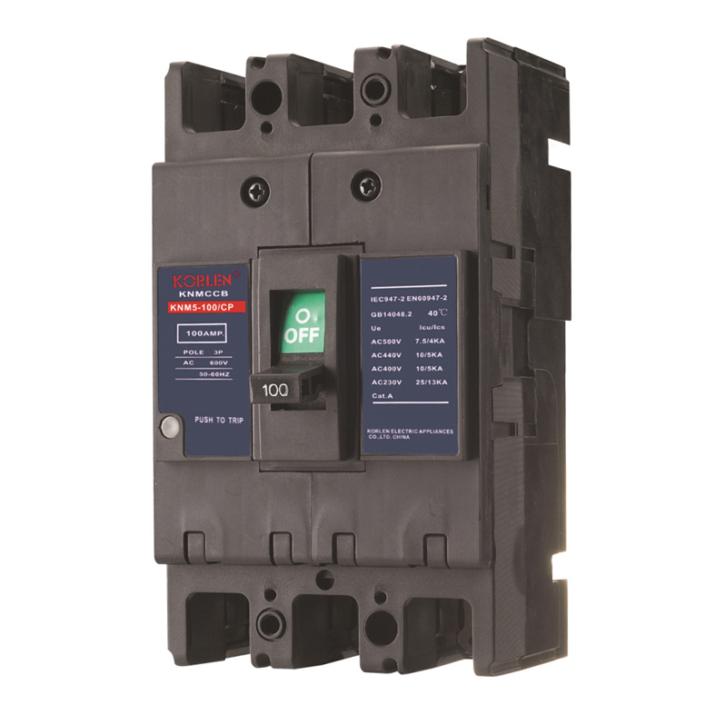 Knm5 Series Sales Moulded Case Circuit Breaker