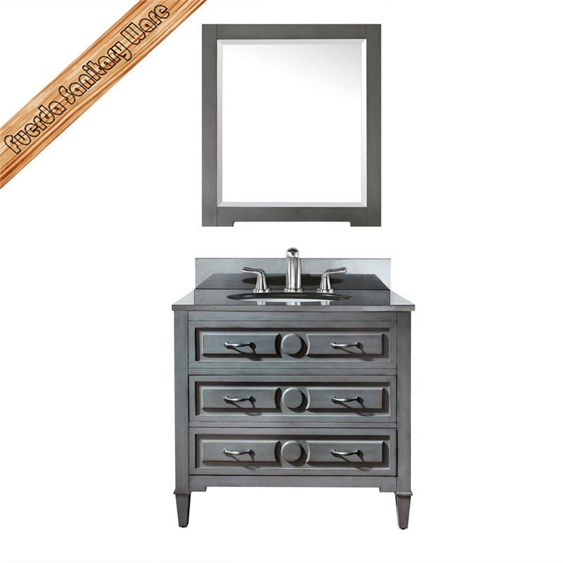 Wooden Bathroom Cabinet with Sink Bathroom Vanity