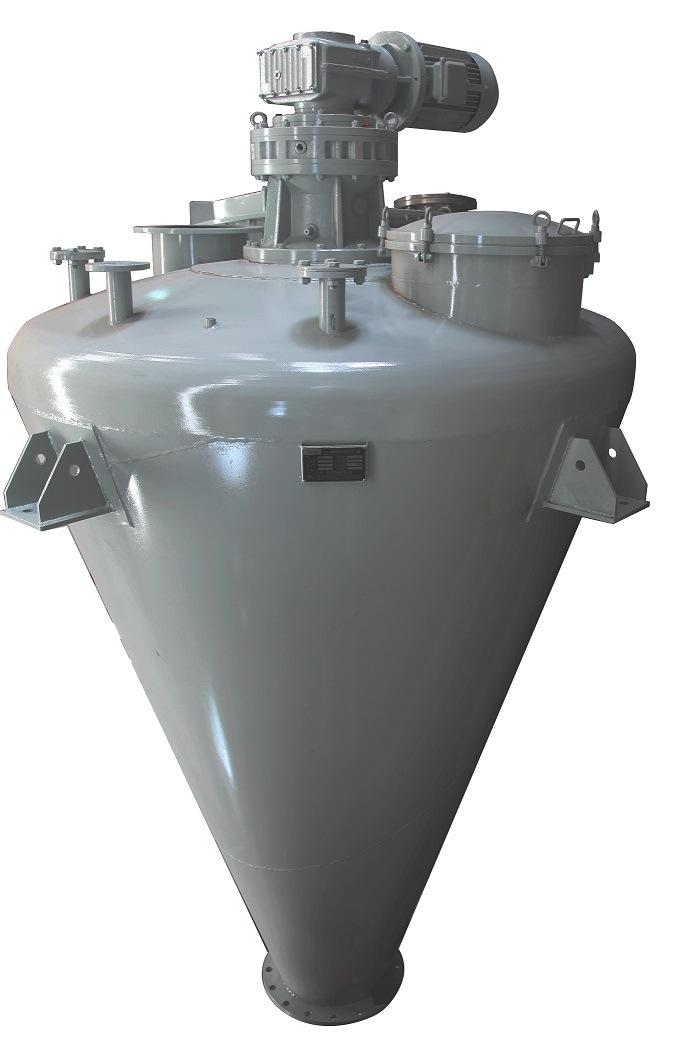 Negative (Positive) Pressure Conical Screw Mixer