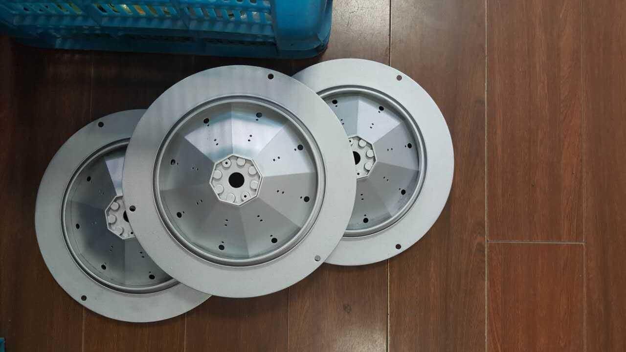 Italian Die-Casting Aluminium Radiator