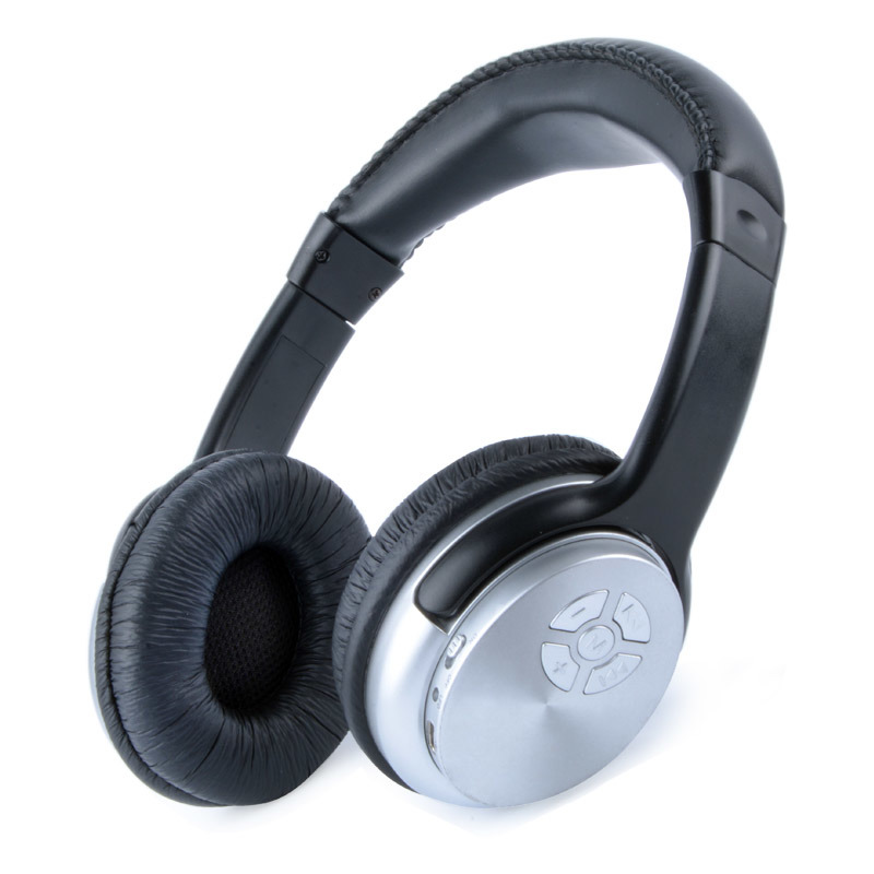 Bluetooth Headset with TF Card, Radio Function