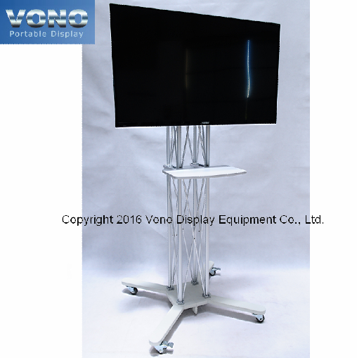 Exhibition Truss TV Stand Trade Show Display Stands