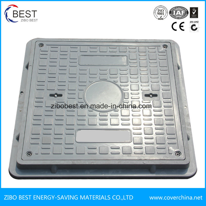 En124 High Quality Composite FRP Material Manhole Cover