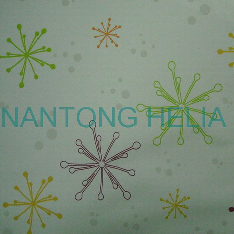 PVC Plastic Film for Tablecloth in Rolls