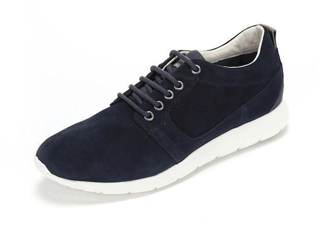 Casual Vulcanized Canvas Men′s Shoes (CAS-018)