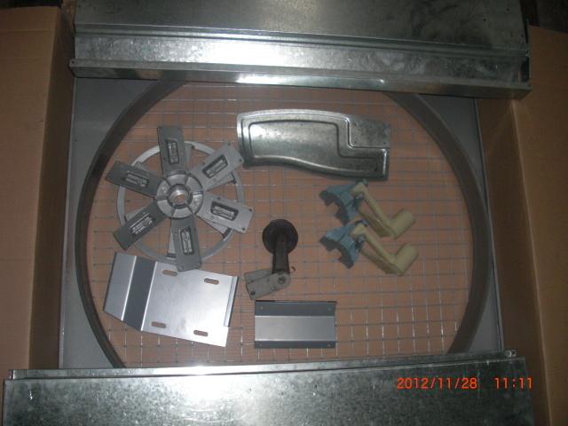"50"" Industrial Ventilating Fan"