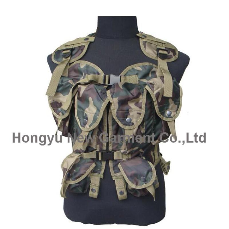 Military Tactical Assault Vest