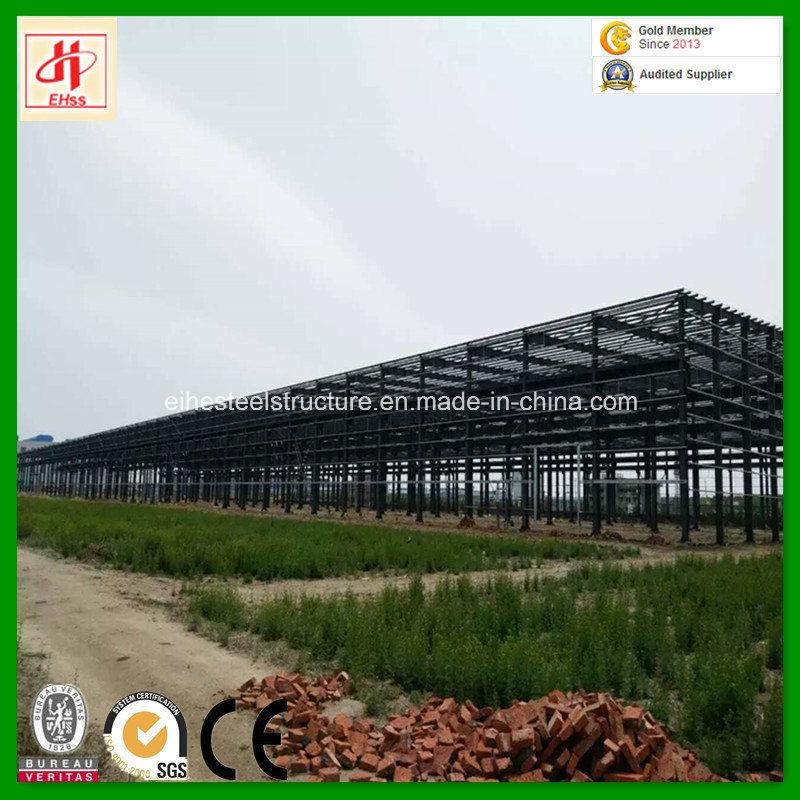 Structural Steel Multi-Storey Office Building Workshop