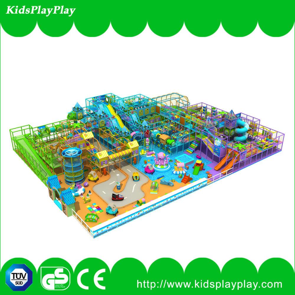 Large Children Indoor Playground for Amusement Park