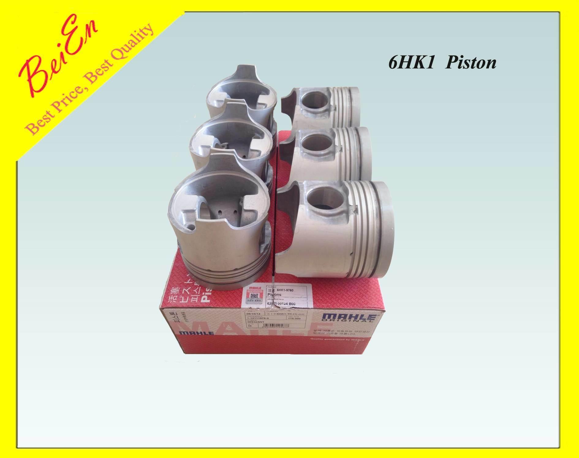 Isuzu Piston for Excavator Zx330 Engine 6HK1 (DIRECT INJECTION)